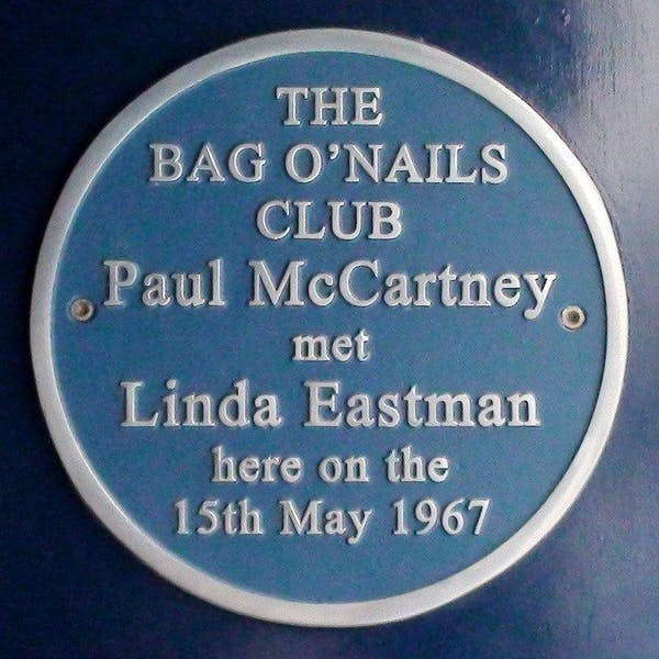 Beatles in Swinging London's main gallery image