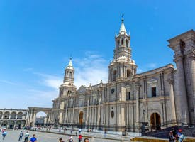 Arequipa,  the white city  Live streaming tour's thumbnail image