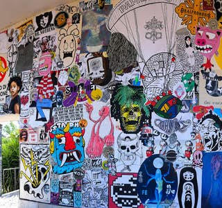 Come Across the Most Colourful and Quirky Street Art Around Palermo Neighborhood's gallery image