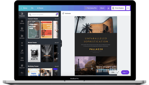 Design Something Beautiful with Canva