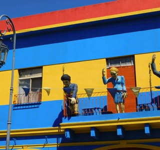 """Explore Colorful La Boca and """"Caminito"""", the Artists' Street by the Water's gallery image"""