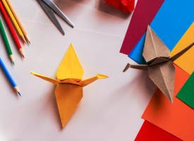 Origami Class & Seoul Stories's thumbnail image