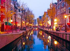 Amsterdam Red Light District's thumbnail image