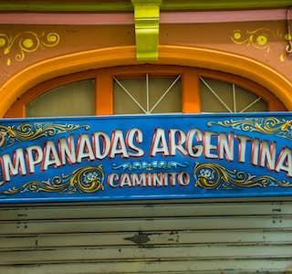 Tasty Argentinian Empanadas Virtual Cooking Class's gallery image