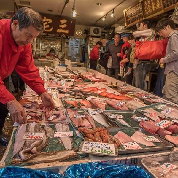 Live Classic Tsukiji Tour's main gallery image