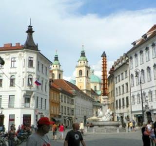 Walking Tour of Ljubljana's gallery image