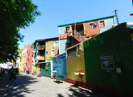 "Explore Colorful La Boca and ""Caminito"", the Artists' Street by the Water's thumbnail image"