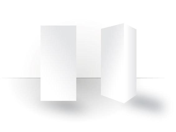 PLV triptyque de comptoir