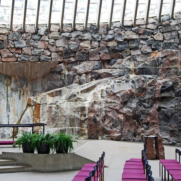 Live from the Rock Church in Helsinki's main gallery image