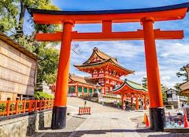 Fushimi Inari Shrine & Forest Meditation in Kyoto: Online Tour's thumbnail image