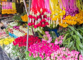 Bangkok Twilight China Town Street Flower and Food Markets 's thumbnail image