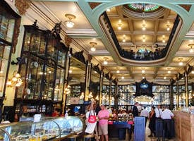 Confeitaria Colombo: one of the most beautiful cafes in the world's thumbnail image