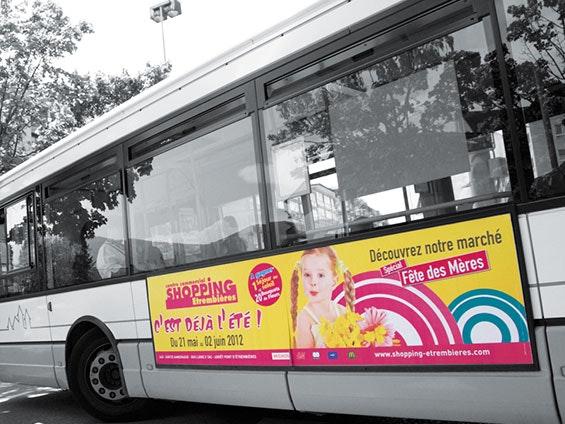 affichage de bus