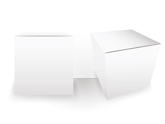 PLV Cubes de sol