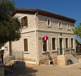 German Colony and Bahai Gardens View in Haifa's gallery image
