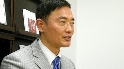 中田宏氏(元横浜市長)が考える地方行政と行政展開—「サステナビリティ」を意識して、自ら「創意工夫」を—