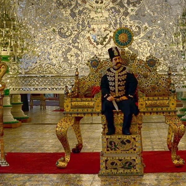 Virtual Guided Tour of Persia's main gallery image