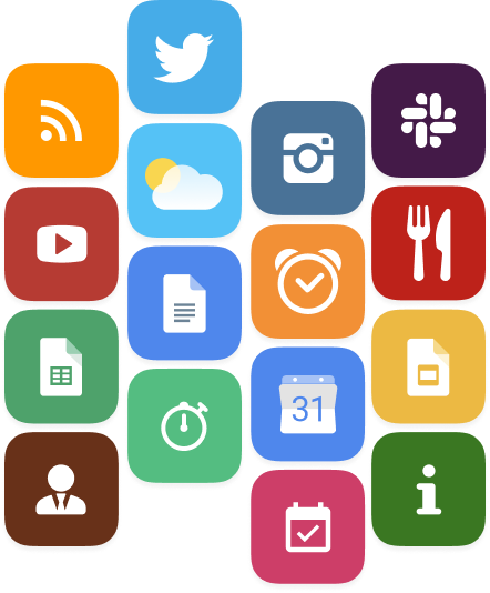 Turnkey Integration Into your Favorite Apps