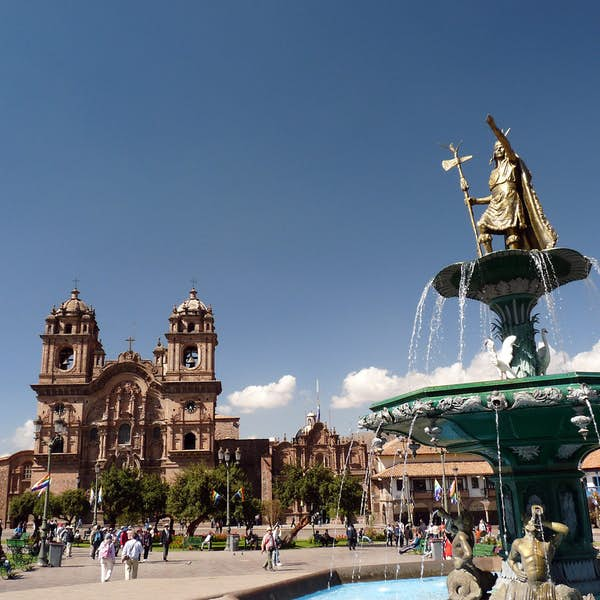 Live from Cusco Virtual Tour's main gallery image