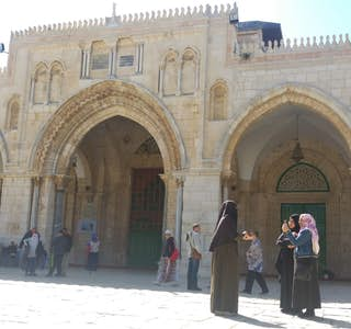 The Temple Mount in Jerusalem  - The Holiest Place on Earth's gallery image