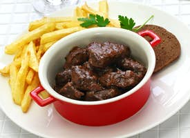 Traditional Belgian Beer and Beef Stew's thumbnail image