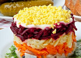 Online Moscow Experience: Russian Home Cooking Class's thumbnail image