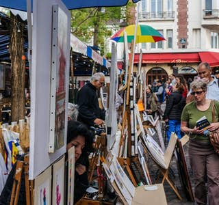 Live from Montmartre Virtual Tour's gallery image