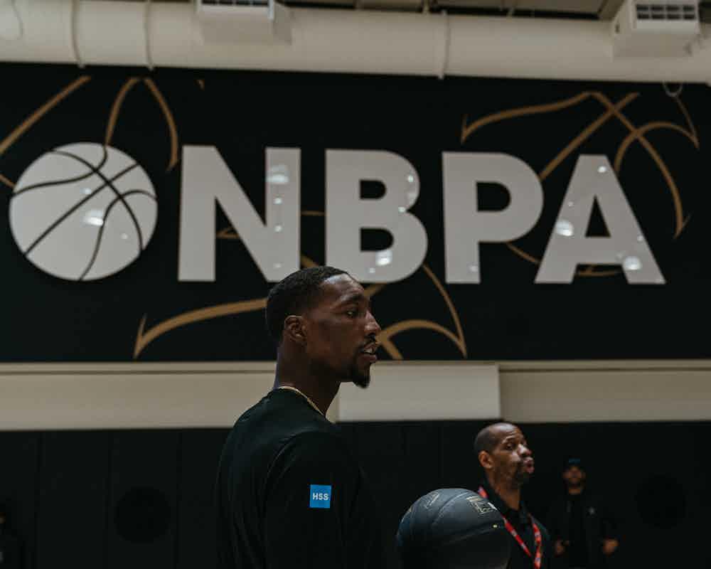 Event at NBPA