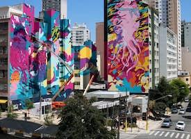 Street Art in São Paulo's thumbnail image