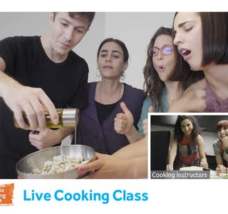 Greek Gastronomy: Live Cooking Class's gallery image