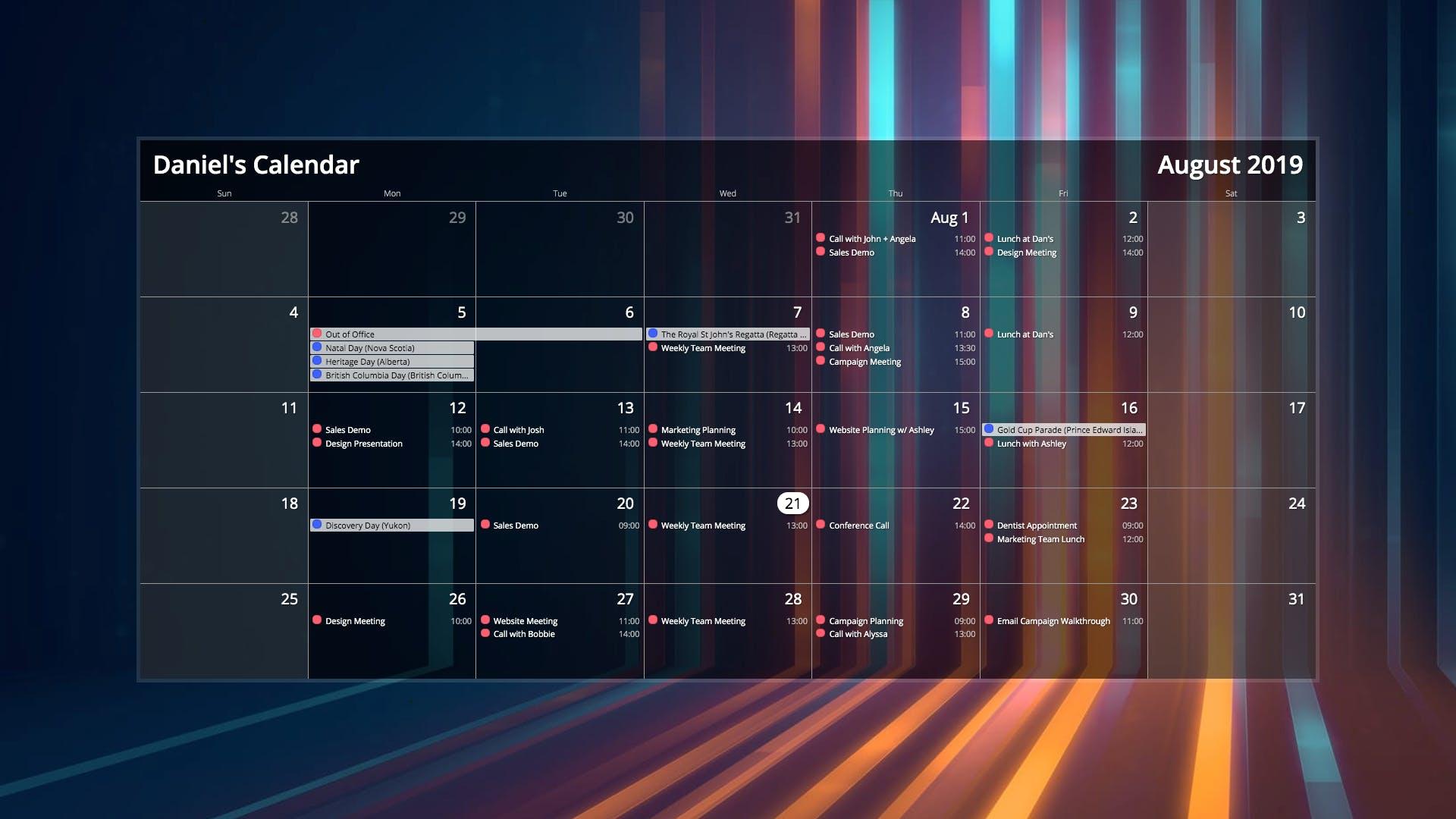 undefined - Digital Signage App carousel 2