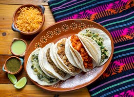 Online Mexico City Experience: Fondita-Style Cooking Class - Private Group for 10's thumbnail image