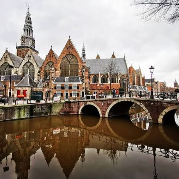 Virtual Live Walking Tour of Amsterdam's Highlights & Lowlights!'s main gallery image