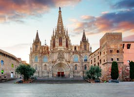 Barcelona's Beautiful Gothic Quarter - Live Virtual Experience's thumbnail image