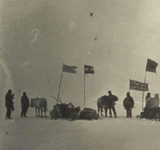 """Antarctica: Shackleton, The """"Heroic Age"""" and the race to the South Pole's gallery image"""