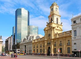 Santiago, The History of the City - Live streaming tour's thumbnail image