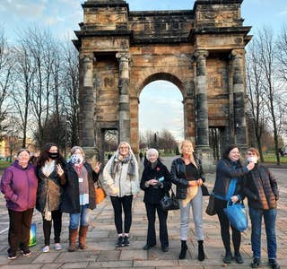 Alternative Glasgow with Invisible Cities's gallery image