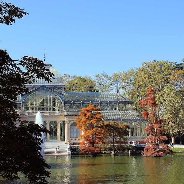 Madrid's Retiro Park - Live Virtual Experience's main gallery image