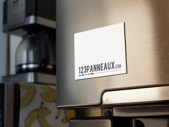 panneau magnétique de cuisine