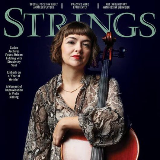 Feature - Neyla Pekarek On the Cover