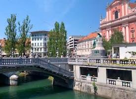 Walking Tour of Ljubljana's thumbnail image
