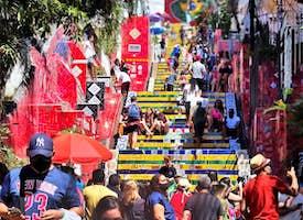 Selaron Staircase - Live Streaming Tour's thumbnail image