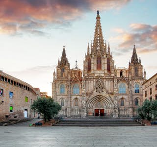 Barcelona's Beautiful Gothic Quarter - Live Virtual Experience's gallery image