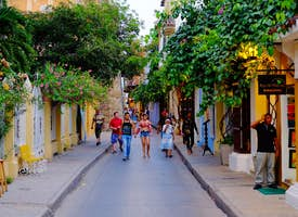 GETSEMANI, the other face of Cartagena - Live streaming tour's thumbnail image