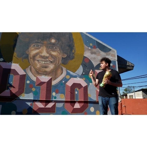 Visit to The House of  D10S  (Diego Armando Maradona)'s main gallery image