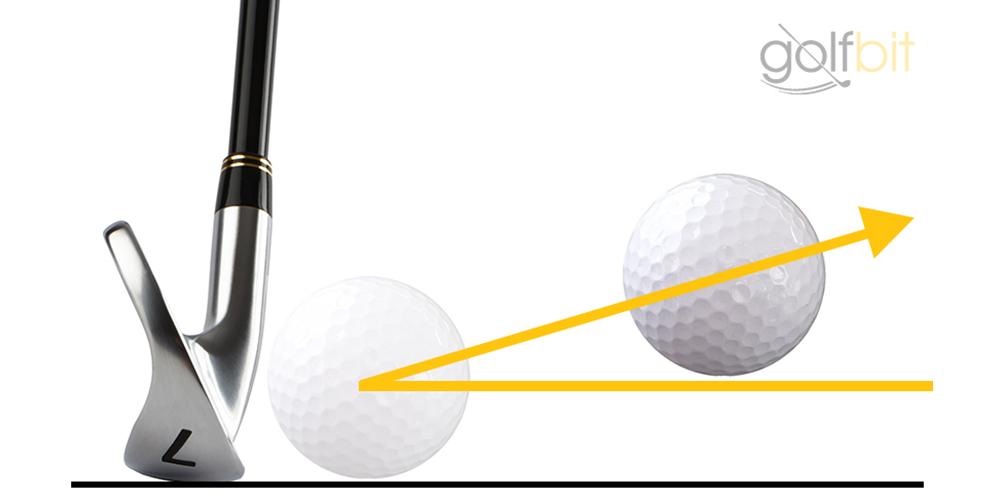 Golf Ball Launch Angle