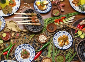 Malaysian Dishes: Online Cooking Class with a Home Chef's thumbnail image