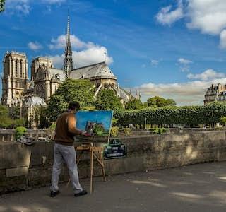 Paris Latin Quarter Live Virtual Tour's gallery image