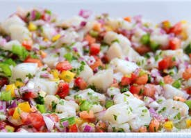 Cooking Authentic Peruvian Ceviche with Julius's thumbnail image