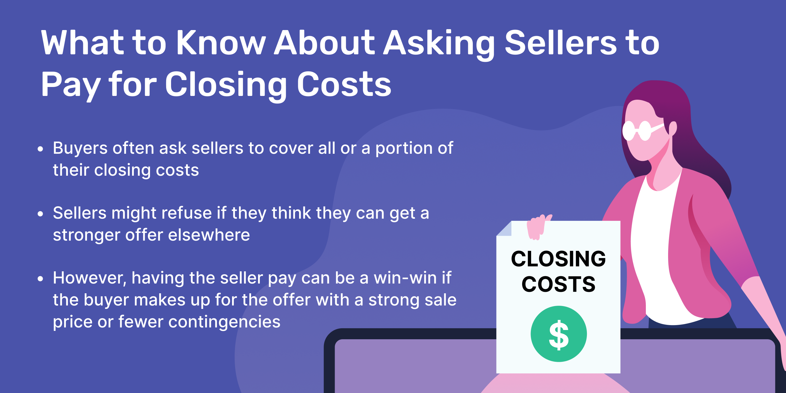 Can A Seller Refuse To Pay Closing Costs Clever Real Estate